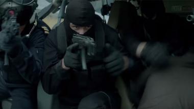 Actionreich geht es zu in der neuen norwegischen TV-Serie