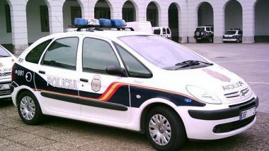 In Spanien künftig verboten: Bild eines parkenden Polizeiautos. Quelle: chip.de