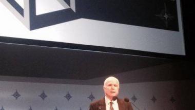 John McCain bei seiner