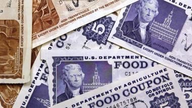 Bereits 47 Millionen US-Amerikaner sind auf Essensmarken angewiesen. Bildquelle: thegatewaypundit.com