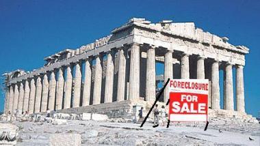 Griechenland zum Ausverkauf. Foto: network54.com