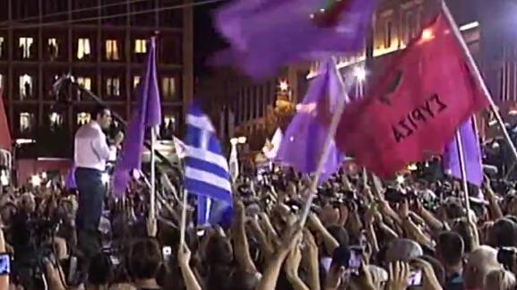 Zweite Chance oder Untergang? - Syriza nach der Wahl