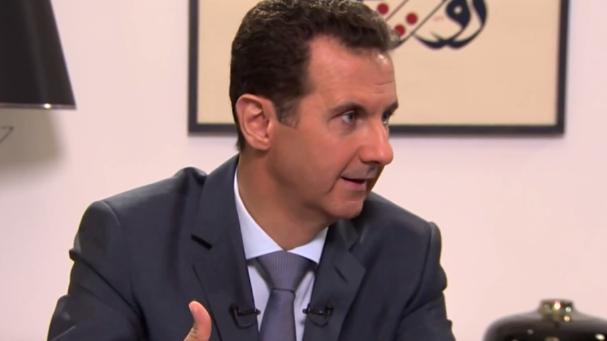 """Interview mit Assad: """"Der Westen beweint mit einem Auge die Flüchtlinge und visiert mit dem anderen das Gewehr"""""""
