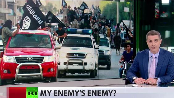 """""""Es ist ein totaler Reinfall"""" - Neue Rhetorik der US geführten anti-IS-Koalition"""