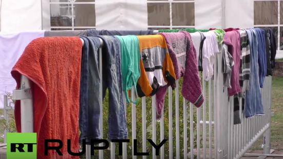 "Flüchtlingslager in Nürnberg vor ""täglichen Versorgungsproblemen"""