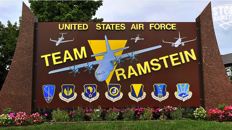 """Stopp Ramstein! Kein Drohnenkrieg!"" Aktionswochenende 25.-27. September"