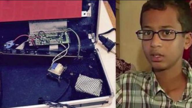 Optische Täuschung - Wie aus einem Kind ein potentieller Terrorist wurde