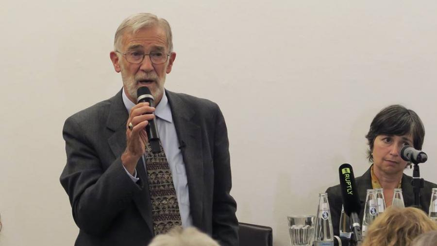 Ex-CIA-Analyst Ray McGovern in Berlin: Direkte Einblicke in das Zentrum des Imperiums