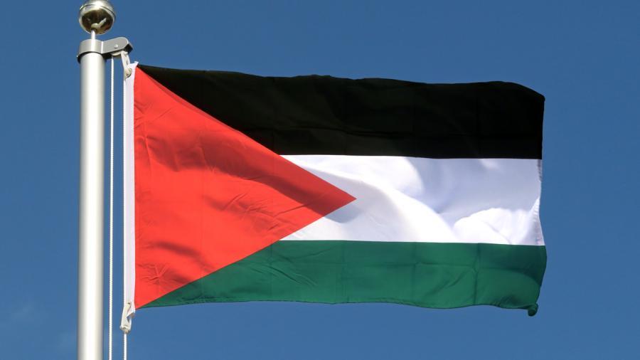 Live: Flagge Palästinas wird vor dem UN-Hauptquartier in New York gehisst