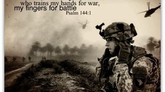 """""""Zum Schutz vor Islamisten"""" - US-Waffenschmiede graviert Psalm und Kreuz in Sturmgewehr"""