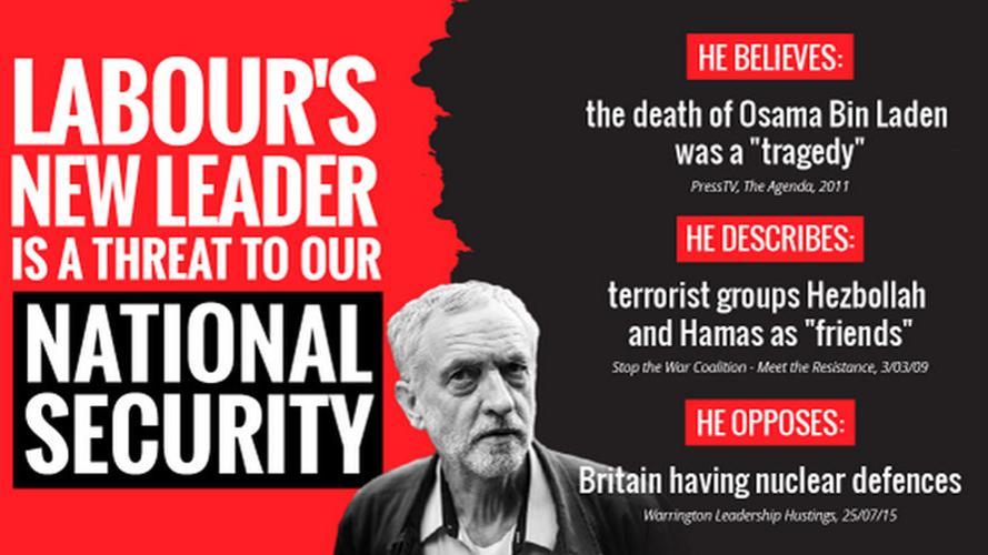 Verbalattacken gegen neuen Labour-Chef Corbyn: Das Establishment macht mobil