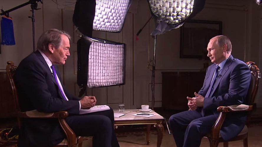 Putin im US-Fernsehen: Alle Länder sollten die Souveränität der Ukraine respektieren