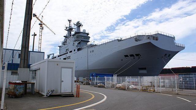 Französischer Senat: Paris ließ Mistral-Deal auf Druck osteuropäischer NATO-Staaten platzen