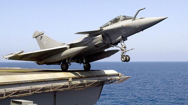 Frankreich will in den nächsten Wochen Luftschläge in Syrien durchführen
