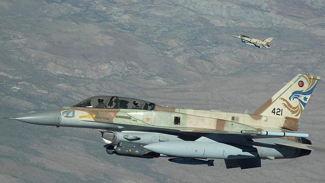 Syrien: Israelische Luftwaffe soll dschihadistischen Rebellen zu Hilfe gekommen sein