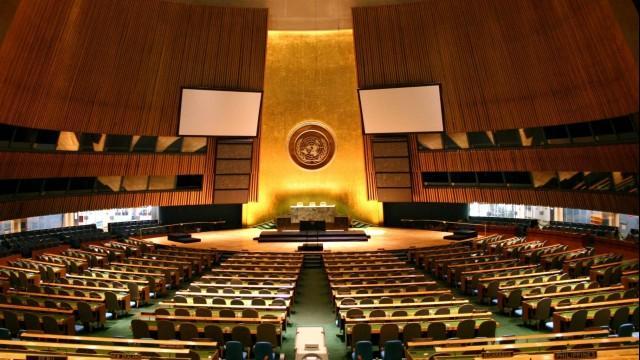 Live: Abe, Poroschenko und Maduro halten Reden bei UN-Vollversammlung