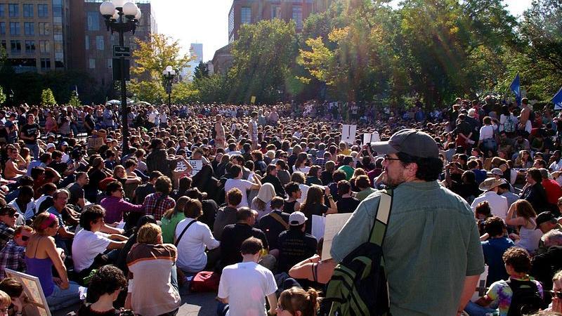 Was wurde aus Occupy? Zur Evolution einer Bewegung