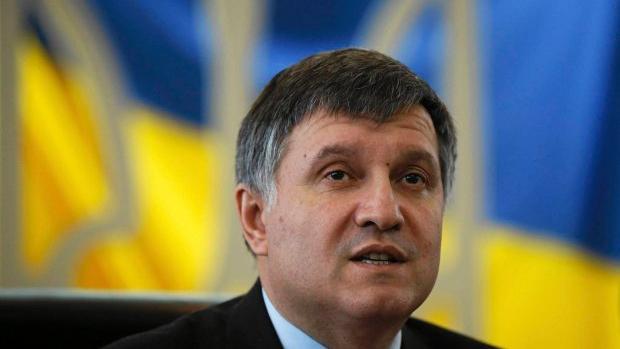 Strafanzeige gegen ukrainischen Innenminister: Sein Vergehen? Er sprach auf Pressekonferenz russisch