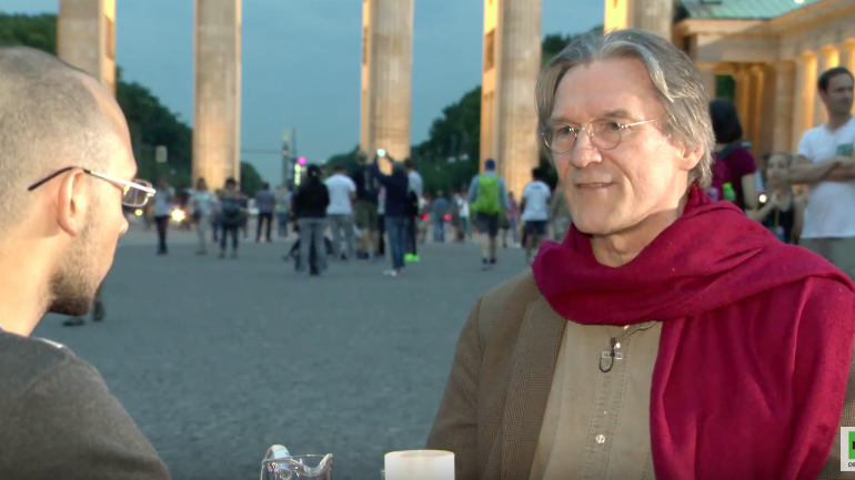 2 Monate Sanktionshungern - Hartz IV-Kritiker Ralph Boes zieht im RT-Deutsch Interview Zwischenbilanz