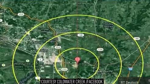 US-Regierung bestätigt radioaktive Verseuchung eines Wohngebietes in St. Louis durch Atommüll