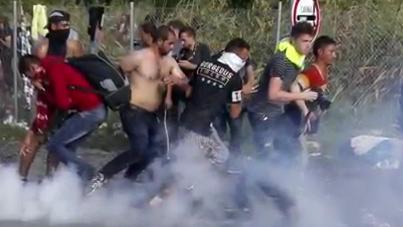 Flüchtlingskrise aktuell: Grenzschließungen führen zu massiver Gewalt