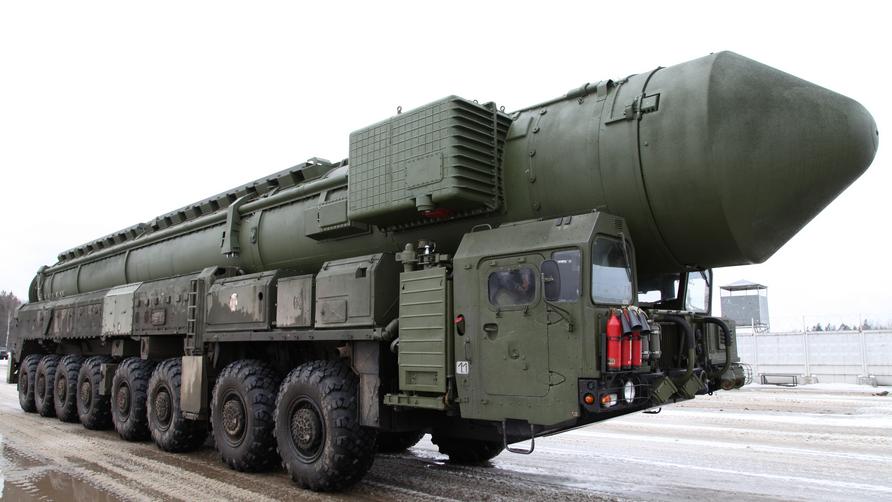 Bald neues Wettrüsten? Russische Interkontinetal-Rakete. Foto: Vitaly V. Kuzmin, CC BY-SA 3.0