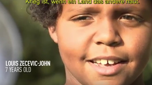 """RT befragte weltweit Kinder """"Was bedeutet für euch Krieg?"""" - Die Antworten sind herzzerreißend"""