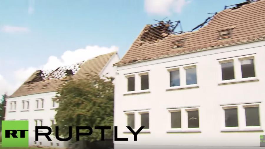 Thüringen: Brandanschlag auf geplante Flüchtlingsunterkunft