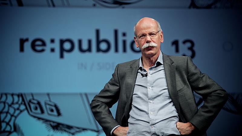 """Profite mit Flüchtlingen: Daimler-Chef Zetsche freut sich auf """"hoch motivierte Arbeitskräfte"""""""
