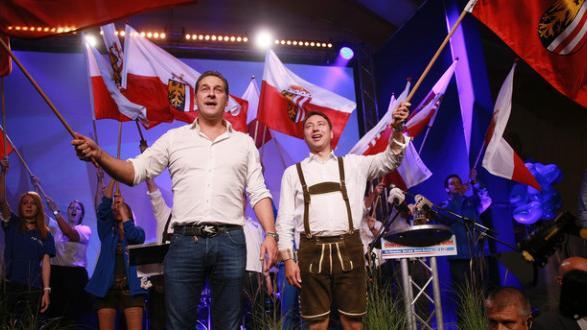 Landtagswahlen in Österreich – Flüchtlingskrise bringt Stimmenverdoppelung für FPÖ