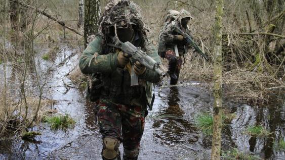 Trainieren für den Tag X - Polnische Paramilitärs im Einsatz
