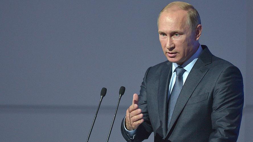 Putin: EU-Flüchtlingskrise war absolut voraussehbar und teilweise bedingt durch blinden Befehlsgehorsam gegenüber USA