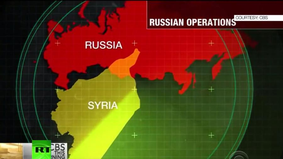 US-Medien im Propagandarausch - Der Mythos von der russischen Intervention in Syrien