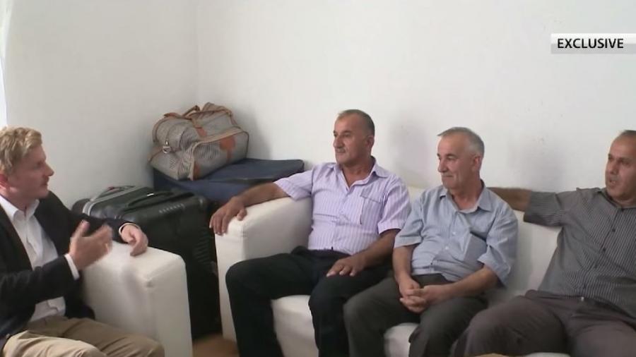 """RT-Exklusiv-Interview: Syrische Christen aus Gefangenschaft des """"Islamischen Staat"""" befreit"""