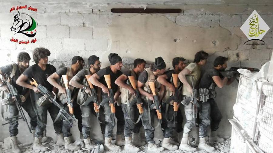 """Syrien: US-Trainingsprogramm """"moderater Rebellen"""" als unfreiwillige Kaderschmiede für Al-Nusra?"""
