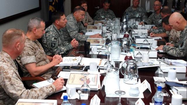 """US-Geheimdienstanalysten: """"Stalinistische Arbeitsatmosphäre"""" und geschönte IS-Berichte im US-Zentralkommando"""