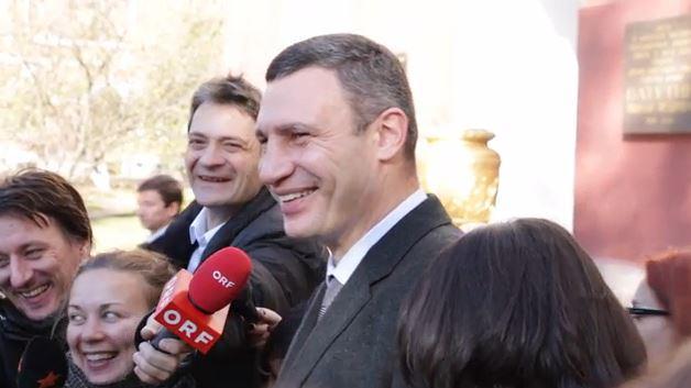 Trotz katastrophaler Bilanz: Klitschko steuert zweite Amtszeit als Bürgermeister an