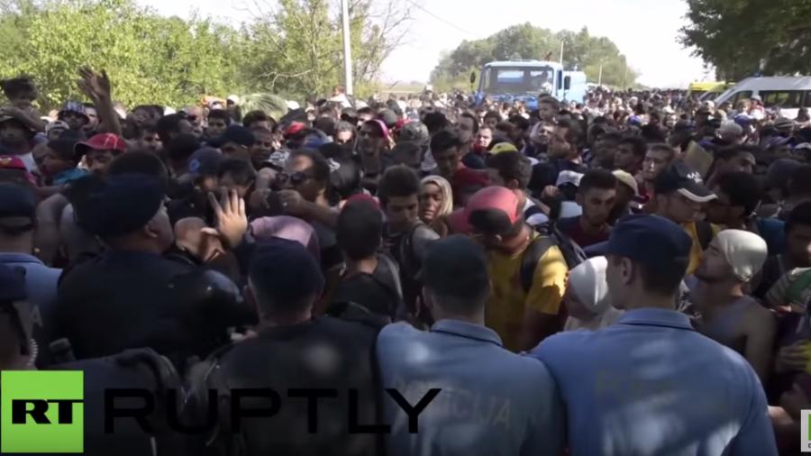 Zu viel Chaos – Auch Kroatien riegelt Grenzübergänge ab