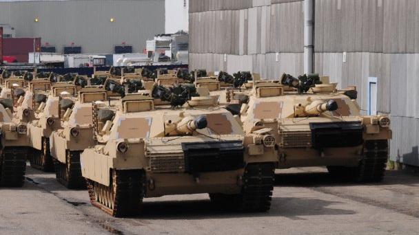 Zur Abschreckung Russlands: US-Armee will weiter Coleman Barracks-Stützpunkt in Mannheim nutzen