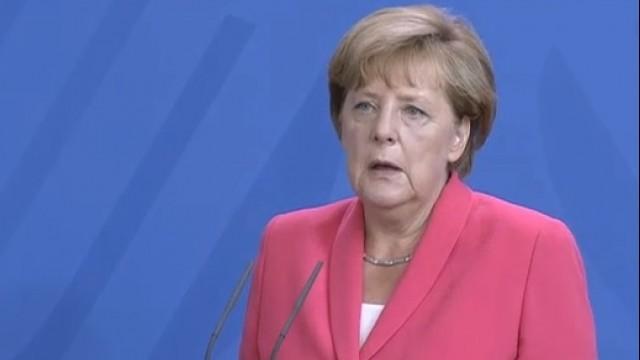 Live: Bundeskanzlerin Merkel und ihr Amtskollege aus Österreich sprechen zur Flüchtlingskrise