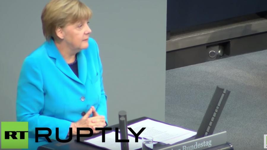 """Merkel: Gemeinsam um  """"Fluchtursachen und die Behebung internationaler Konflikte kümmern"""""""