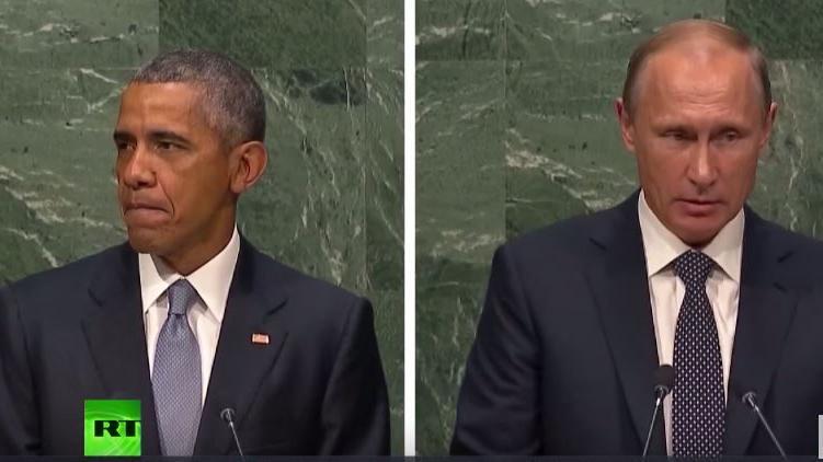 Putin versus Obama – RT präsentiert die besten Zitate des Rede-Duells vor UN-Vollversammlung