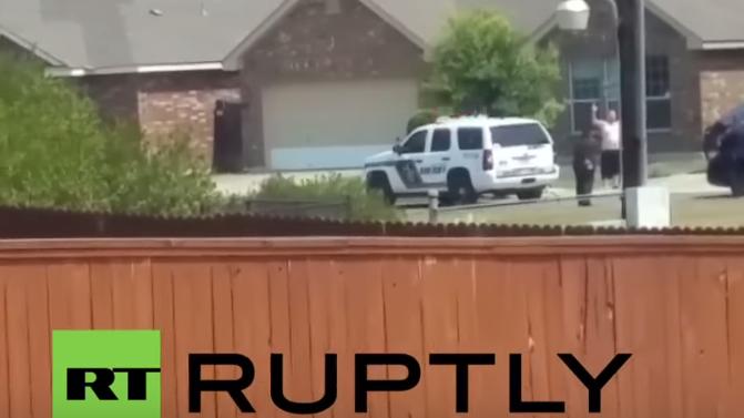 USA: Polizei erschießt Mann trotz erhobener Hände