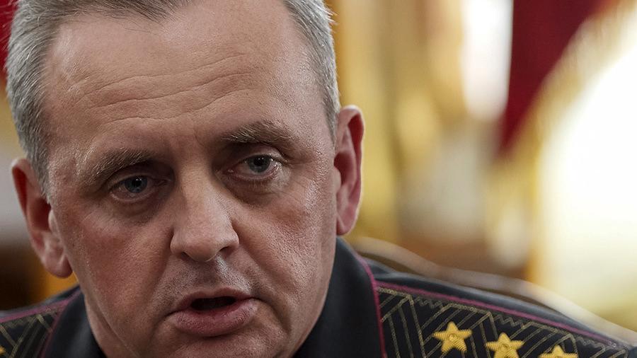 """""""Fehlerquote von 90 Prozent"""" - Chef des ukrainischer Generalstabs rechnet mit Geheimdienstberichten zur Ostukraine ab"""