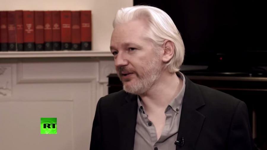 RT-Exklusiv-Interview mit Assange über US-Destabilisierungspolitik und Drohnenkriege