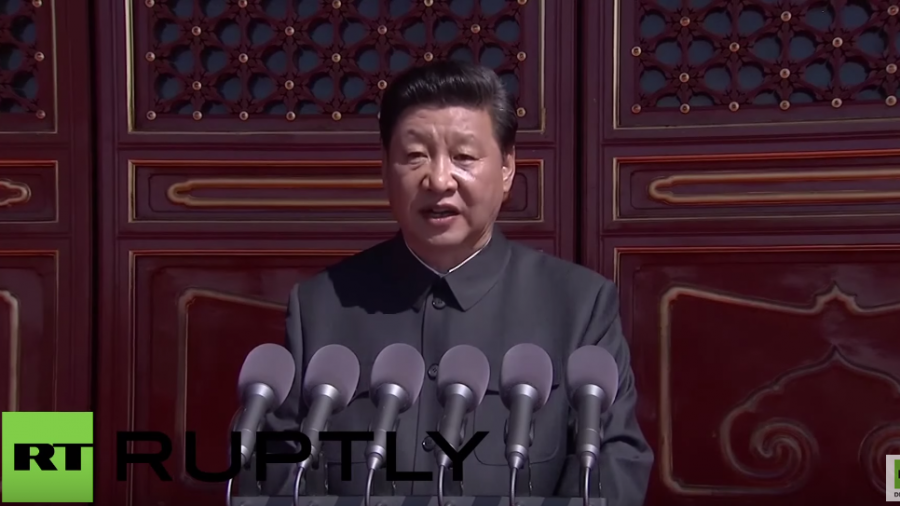 Xi Jinping: China wird niemals nach Hegemonie streben und anderen Elend auferlegen