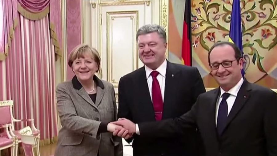 Ukrainische Doppelstandards: Poroschenko verbannt westliche Journalisten