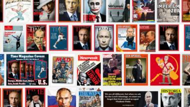 Gezielte Dämonisierung von Russlands Präsident Wladimir Putin in deutschen und internationalen Medien.
