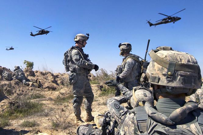 Irak: Wir wollen und brauchen keine US-Bodentruppen