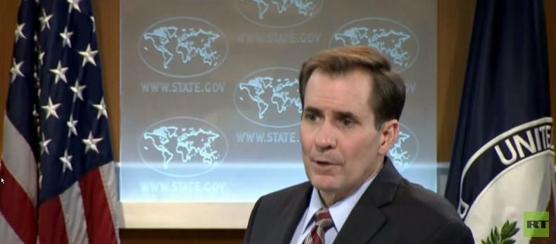 """USA verweisen auf """"Presseberichte"""" als Beweis für russische Angriffe auf Krankenhäuser in Syrien"""